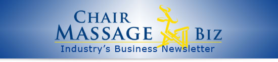 Marketing Your Chair Massage Business